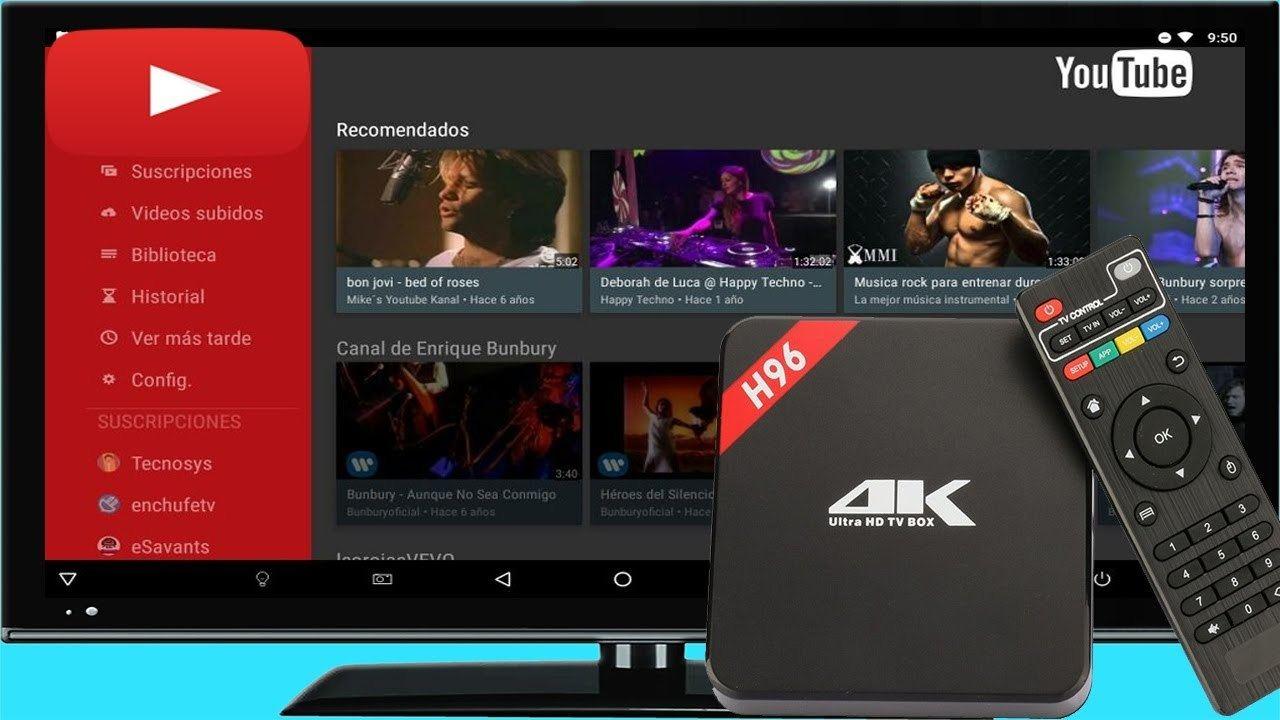 , L'application YouTube TV est enfin disponible sur Android TV