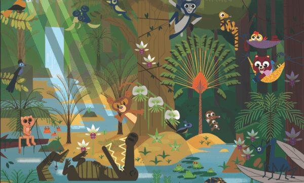 , Esca'Pad à Madagascar : une histoire scientifique et immersive, une innovation numérique et littéraire pour les 6-9 ans