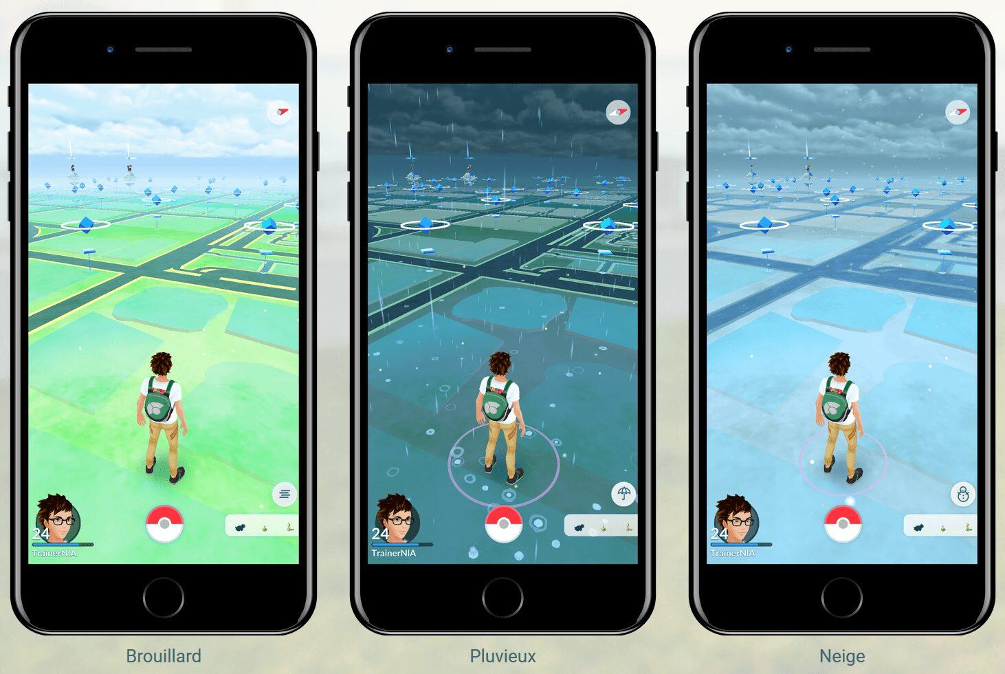 , 50 nouveaux Pokémon dans Pokémon Go