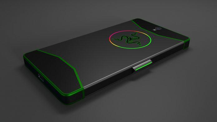 , Une nouvelle mise à jour viens de sortir pour l'appareil photo du téléphone Razer