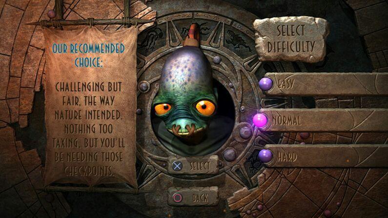 , Oddworld 'N' Tasty : un cadeau de Noel inattendu !