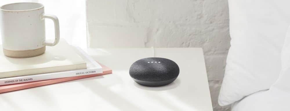 , Vous pouvez désormais utiliser la musique comme alarme pour Google Home.