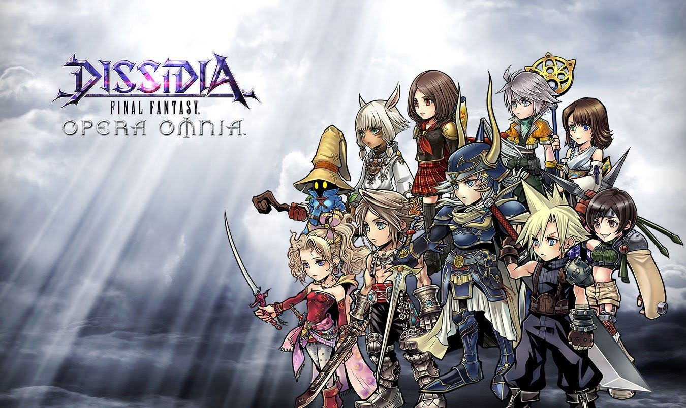 , Dissidia Final Fantasy: Opera Omni est disponible sur Android