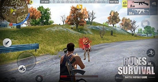 , Rules of Survival est le PUBG d'Android
