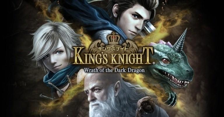 , Square Enix ferme King's Knight en juin