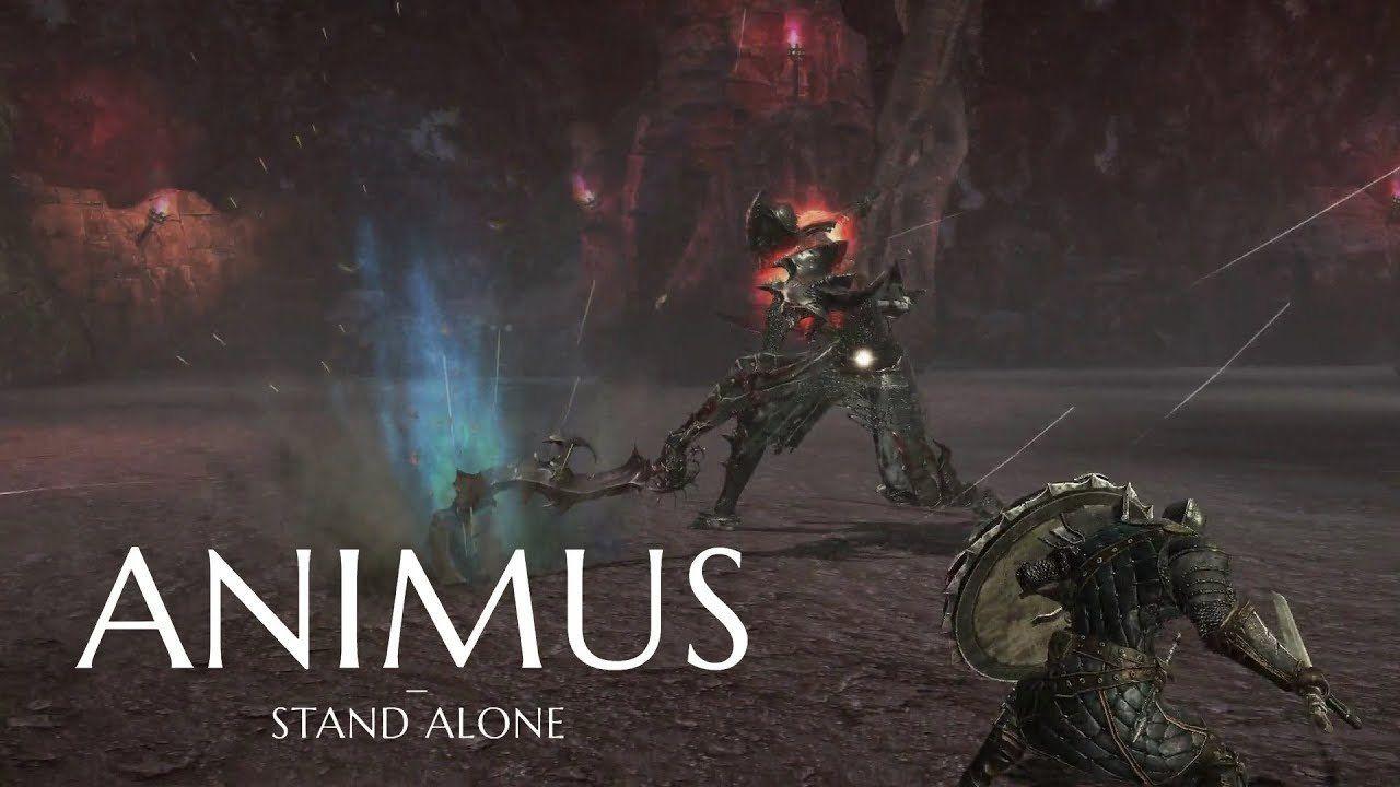 , Oubliez Dark Souls Reamstered et jouez à Animus sur Android
