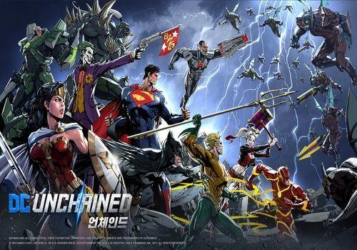 , DC Unchaines sera disponible le 29 Mars en Asie