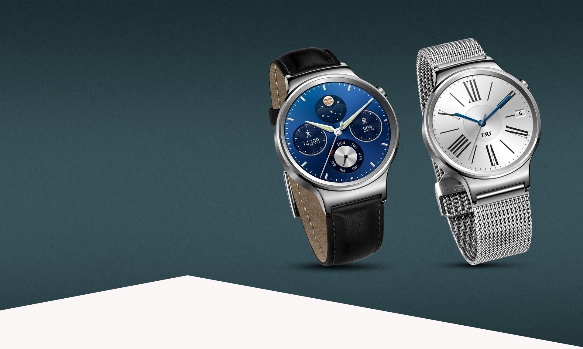 , Huawei a parlé brièvement de sa prochaine montre connectée