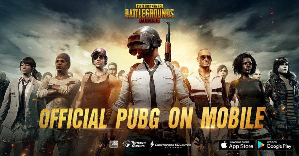 PUBG, Le jeu officiel PUBG est disponible sur Android