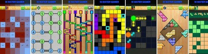 , Logic games : la caverne d'Ali Baba des passe temps