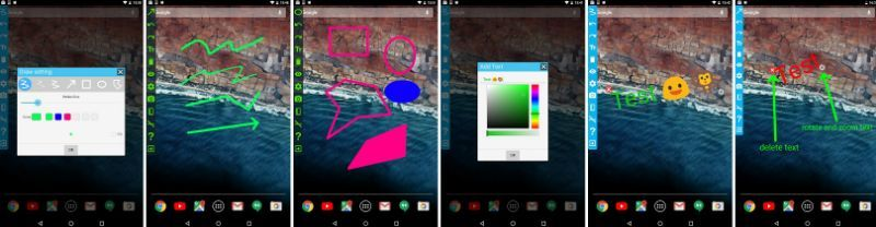 , Draw On Screen Free : Trouvaille du matin … Entrain