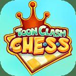 logo Toon Clash d'Echecs