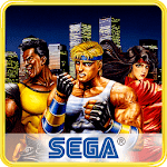 logo Streets of Rage Classic