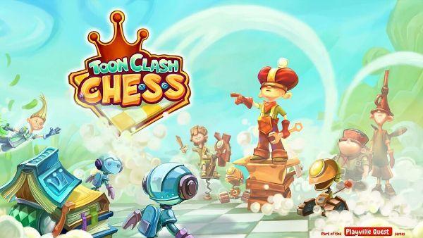 , Toon Clash d'Echecs : quand la 3D animée s'invite aux échecs…