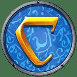 logo Carcassonne :  Le Jeu Officiel - Défi & Stratégie