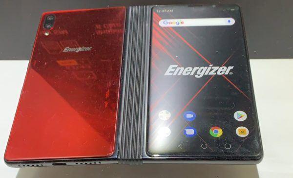 Smartphone pliable Energizer, Energizer, le smartphone pliable parfait ?