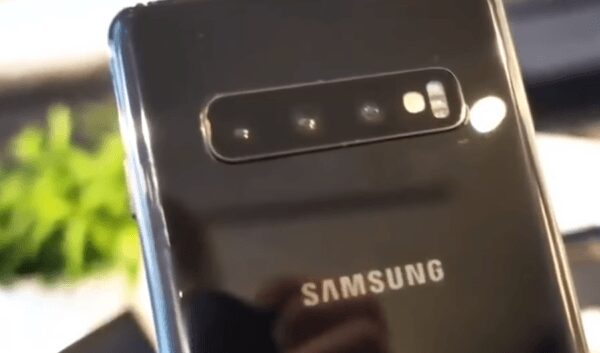 Galaxy S10, Les nouveaux Galaxy S10 présentés avant l'heure