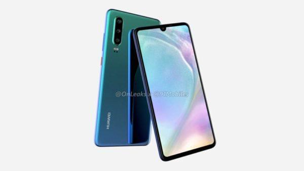 Huawei P30, Une date de sortie pour le Huawei P30