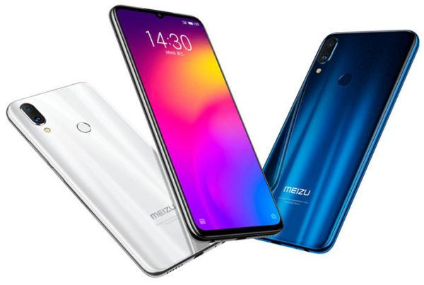 Meizu Note 9, Un nouveau smartphone pour Meizu