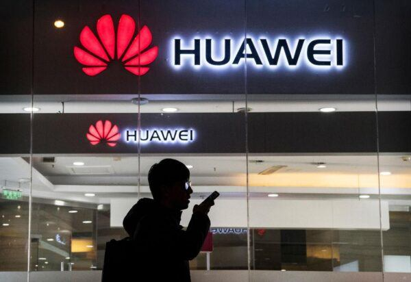 Huawei smartphone EMUI 10