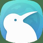 logo Kiwi Browser - Rapide & Paisible