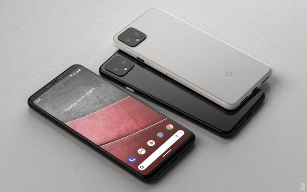 pixel 4, Google dévoile une photo du Pixel 4