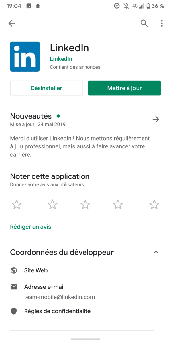 play store, Google renouvelle le design du Play Store