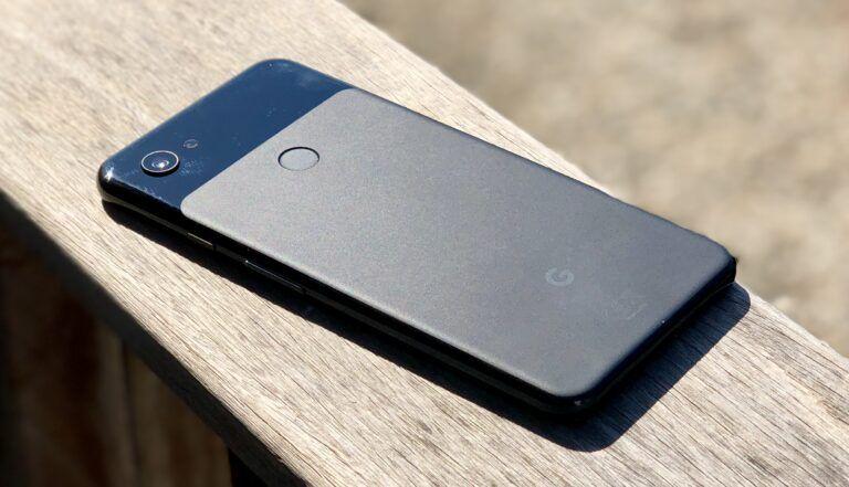 pixel 3a, Pixel 3a – Test de l'excellent photophone de Google