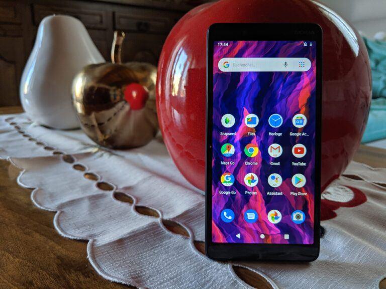 Nokia 1 Plus Smartphone abordable