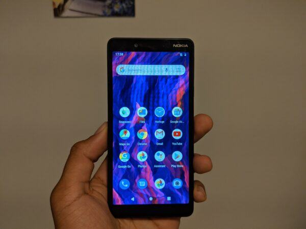 Nokia 1 Plus Smartphone Android abordable