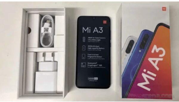 Mi A3, Le Xiaomi Mi A3 se dévoile !