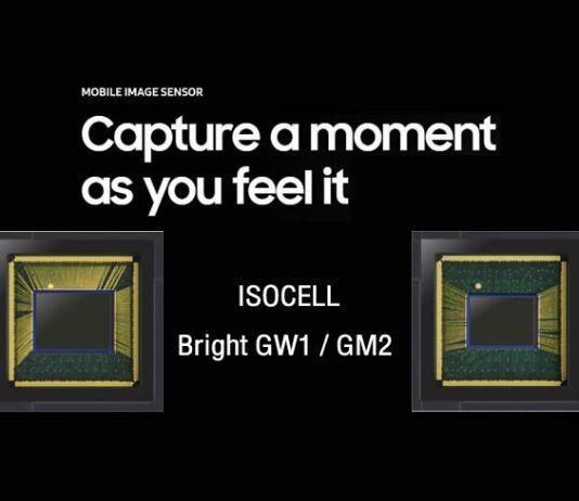 capteur 108mega pixel