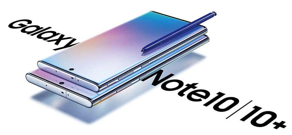 Samsung Galaxy Note 10 | + (Image de Une)
