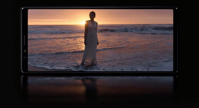 Sony Xperia 1, [TEST] Sony Xperia 1 : le cinéma mobile