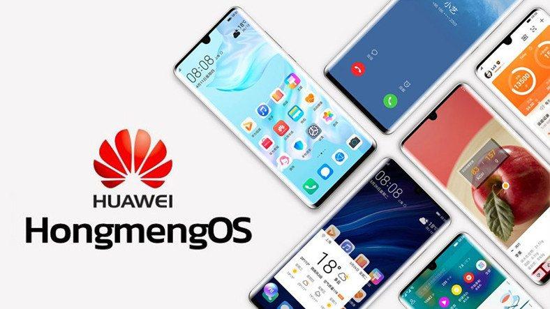 hongmeng, Hongmeng : le nouvel OS de Huawei concurrent d'Android