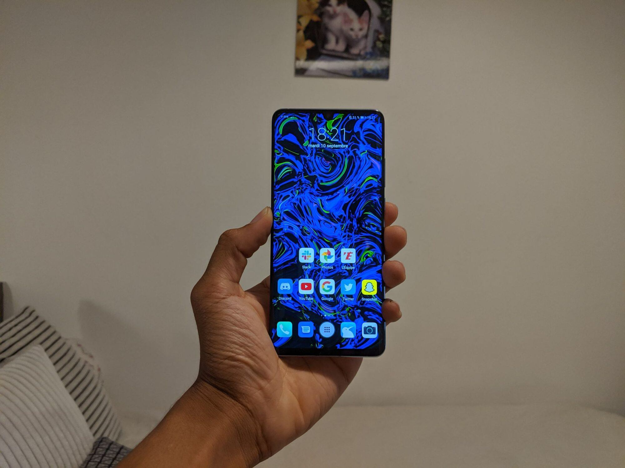 P30 Pro, Huawei P30