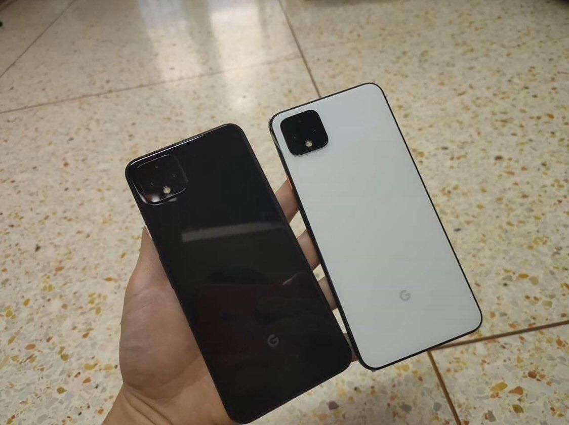 Pixel 4, Pixel 4XL, Google Pixel 4