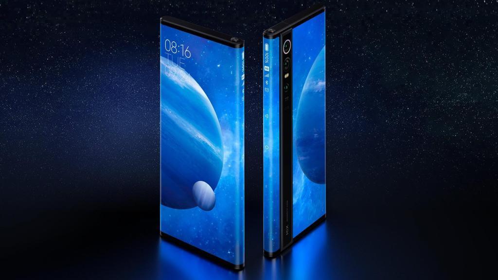 un smartphone magnifique