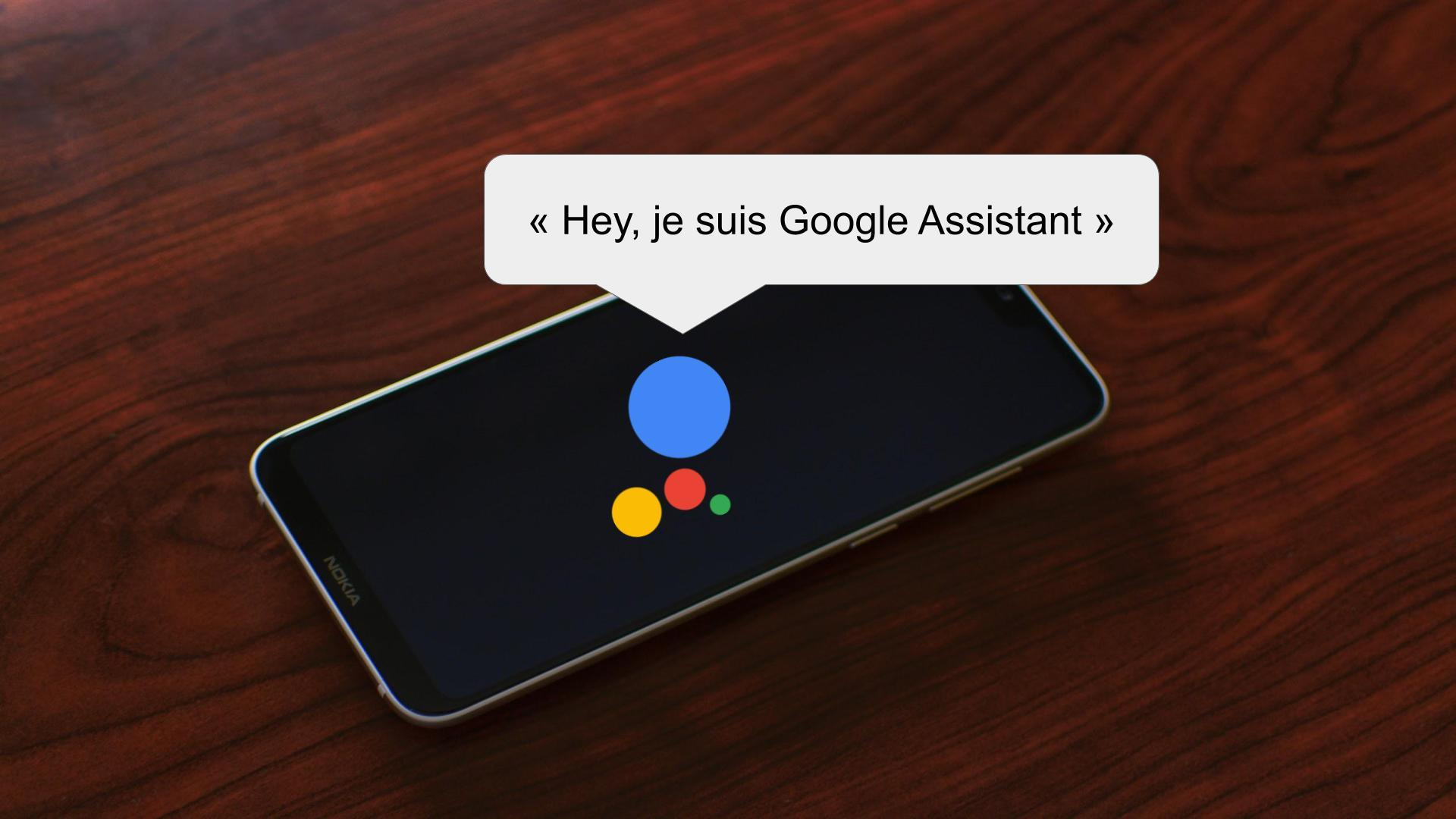 Google Assistant, Nouvelle voix pour le Google Assistant disponible en France
