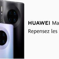 Huawei Mate 40 Pro – La reconnaissance faciale pour les paiements