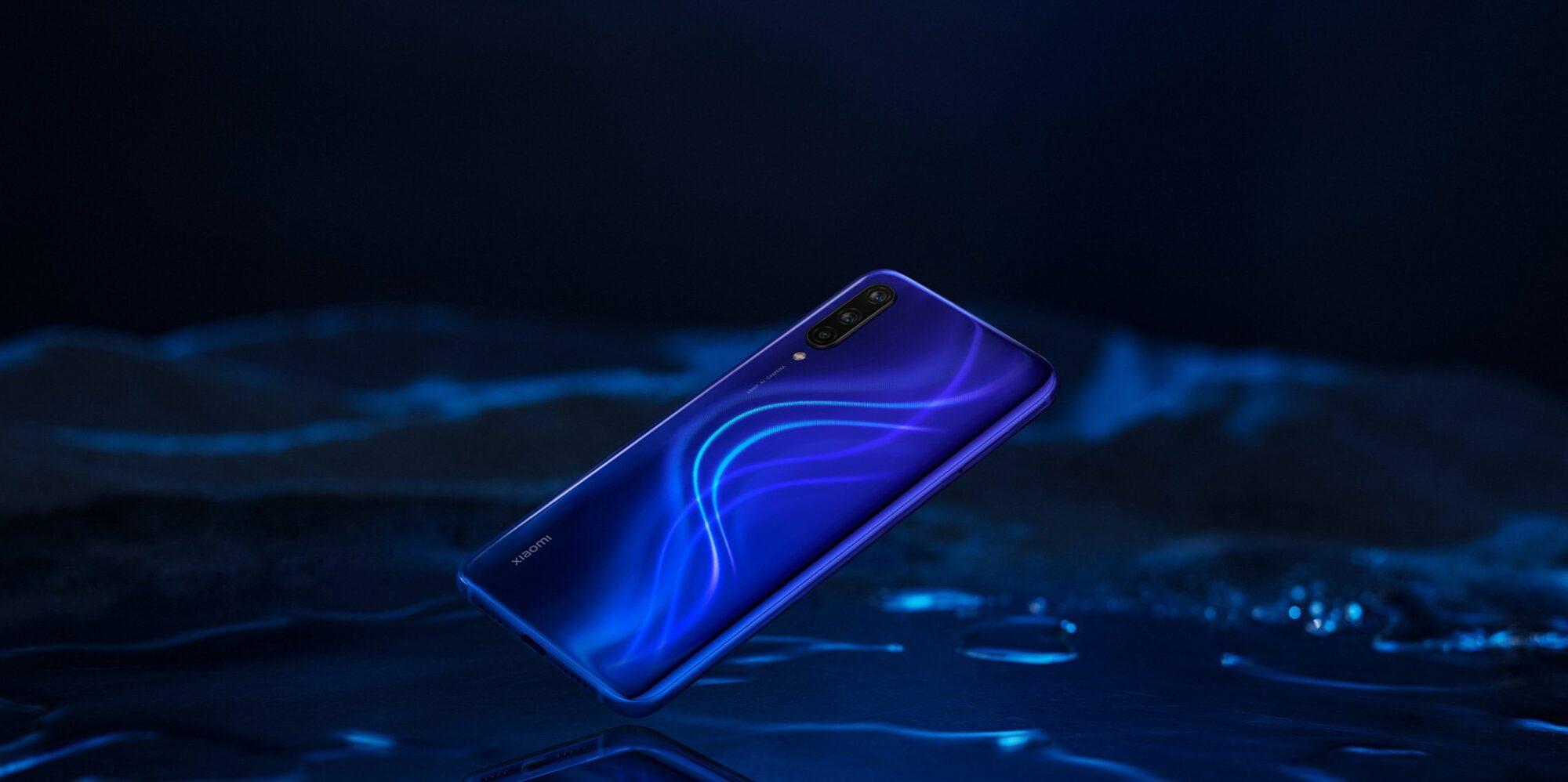 Xiaomi téléphone smartphone NFC IR 48 MP Photo empreintes écran encoche dos verre Mi 9 Lite Mi 9T Pro Snapdragon 710