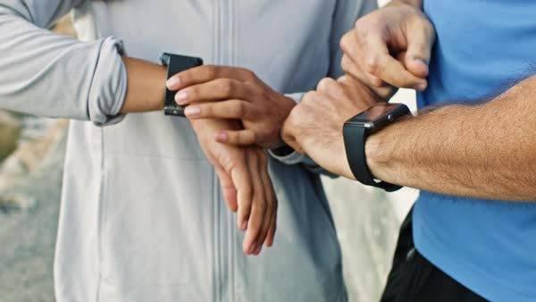 montre connectée sport