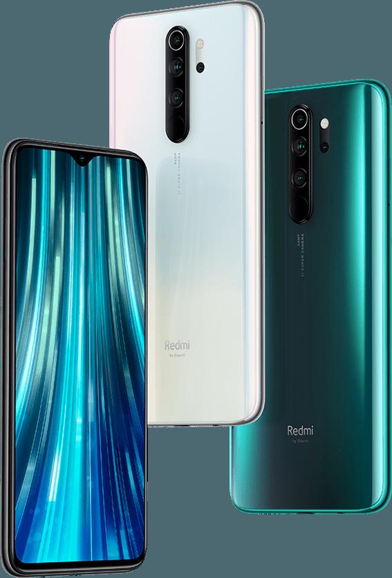 Redmi note 8 pro capteur écran empreinte 64 MP bleu blanc noir bon plan chinois pas cher helio puce processeur gaming Isocell Samsung refroidissement liquide