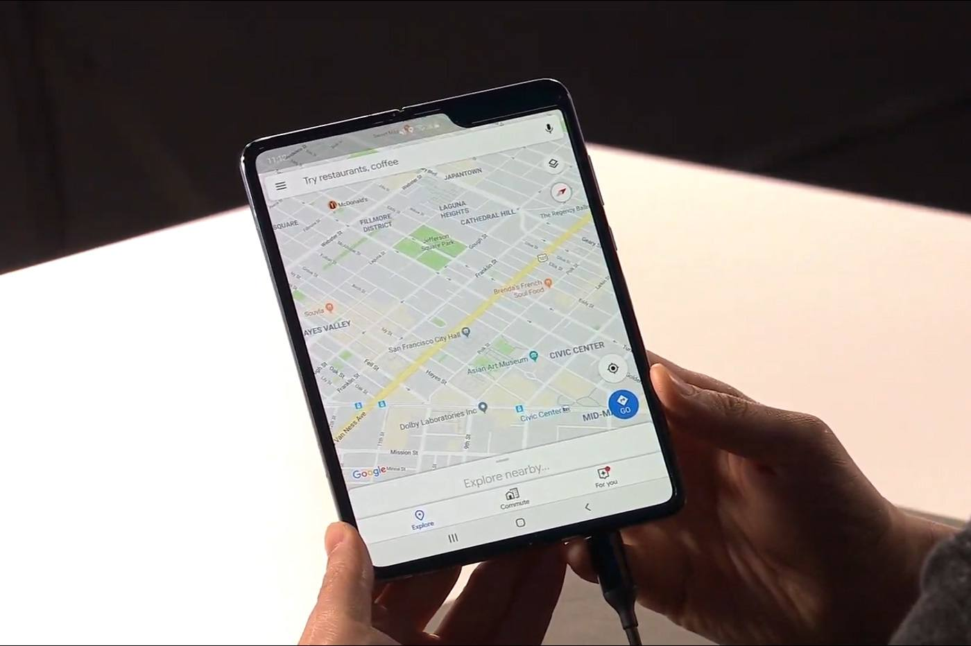 Samsung galaxy fold France sortie news
