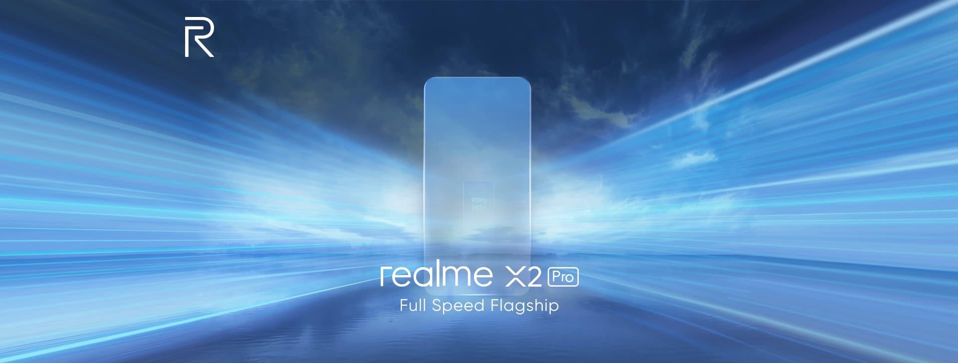 Tease du Realme X2 Pro par la marque