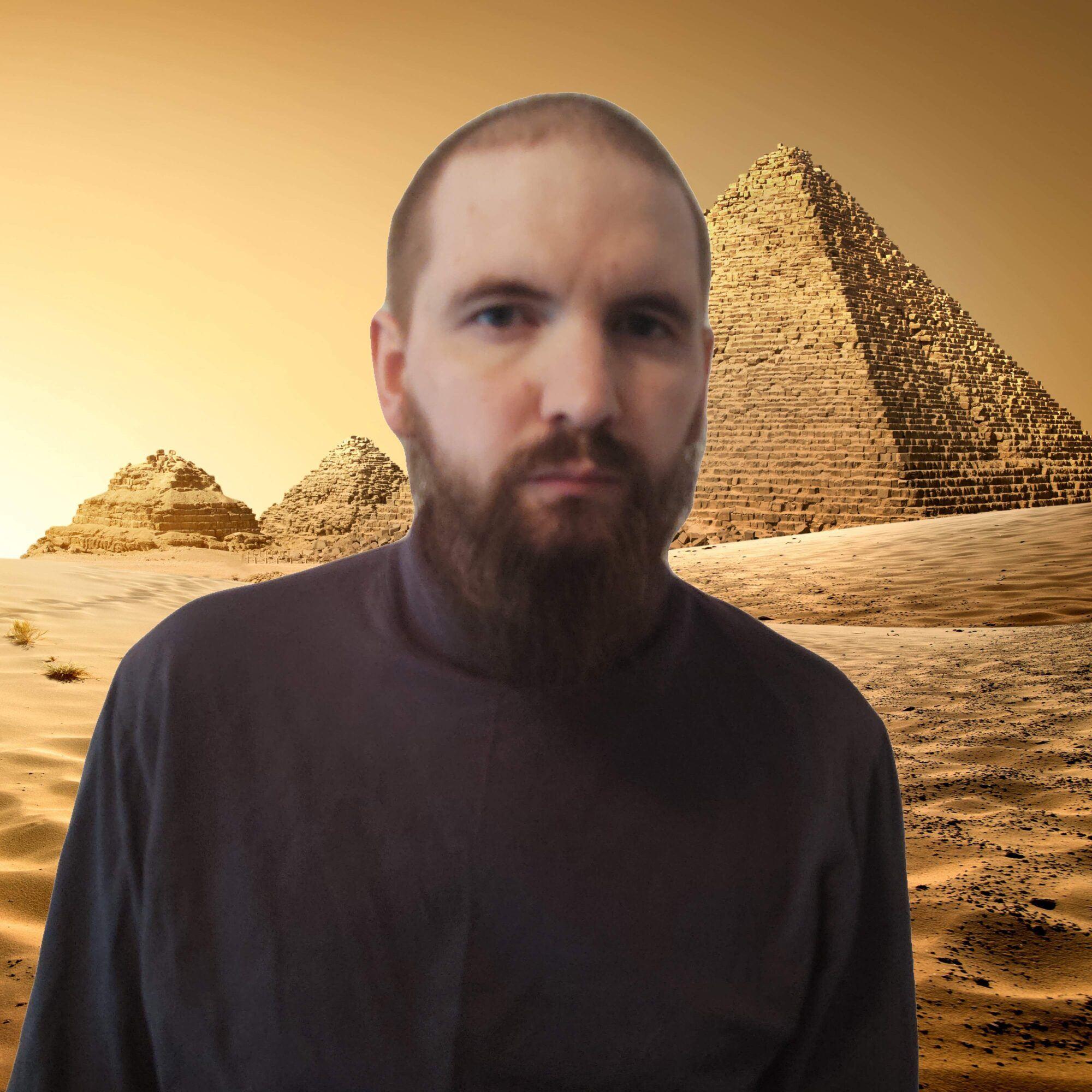 je suis une des merveilles d'Égypte