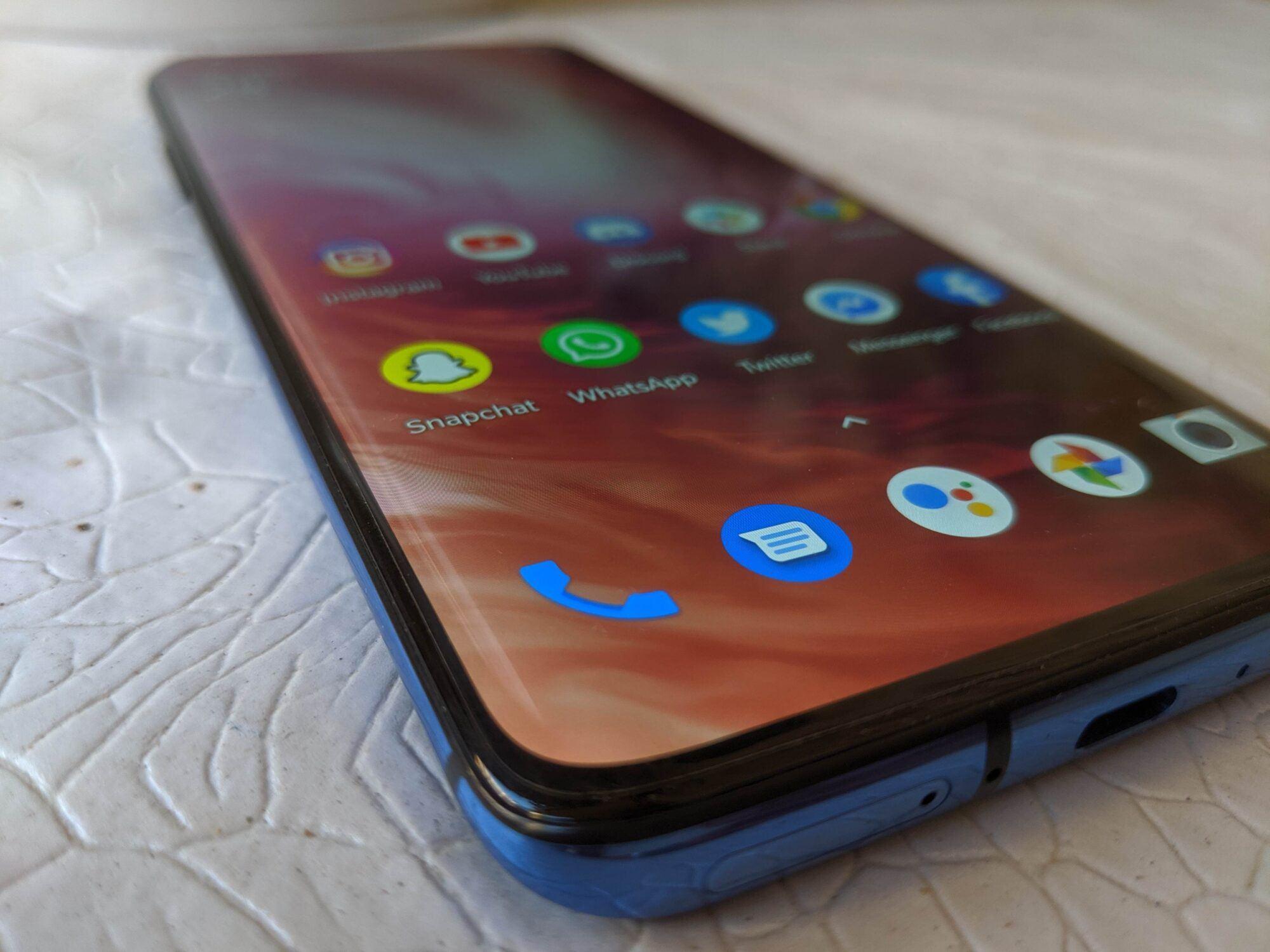 One Plus 7 Pro, TEST – One Plus 7 Pro : Tout pour un écran