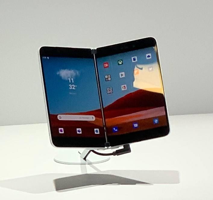 Le Microsoft Surface Néo s'ouvre à 360°