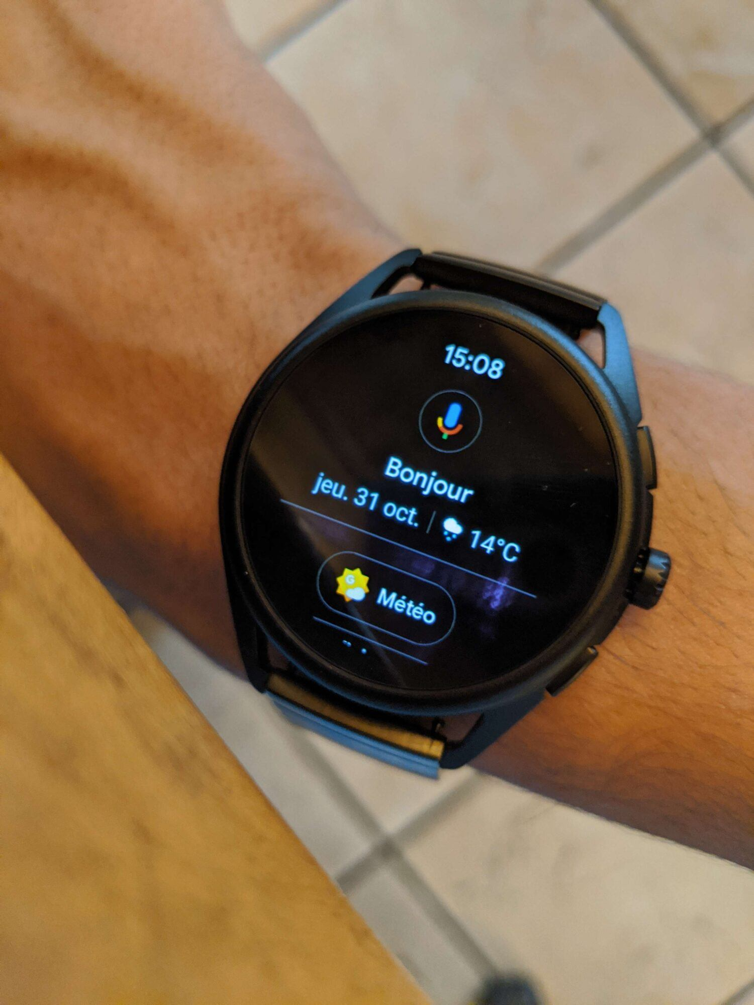 wear os, google assistant