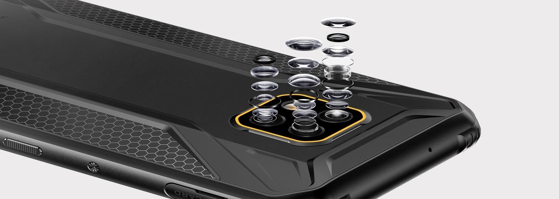 smartphone incassable Doogee, Doogee dévoile un autre smartphone incassable, le S95 Pro